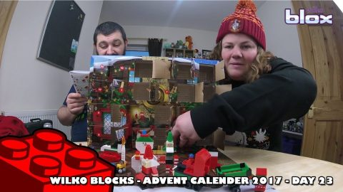 Wilko Blox Advent Calendar - Day #23 | Adults Like Toys Too