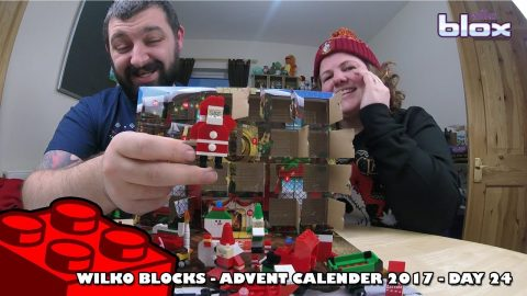 Wilko Blox Advent Calendar - Day #24 | Adults Like Toys Too