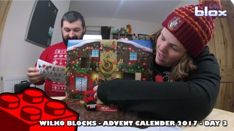 Wilko Blox Advent Calendar - Day #3 | Adults Like Toys Too