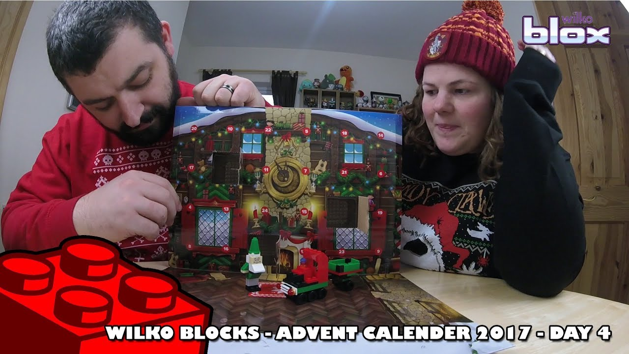 Wilko Blox Advent Calendar - Day #4 | Adults Like Toys Too