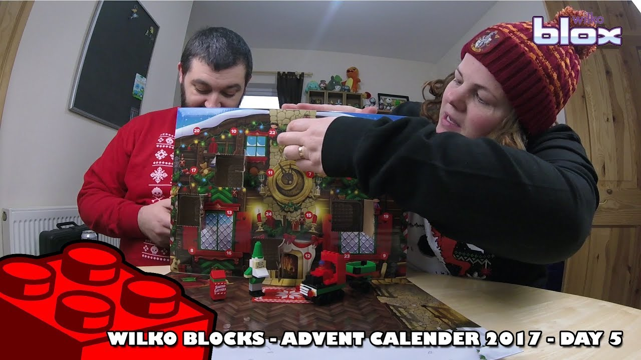 Wilko Blox Advent Calendar - Day #5 | Adults Like Toys Too