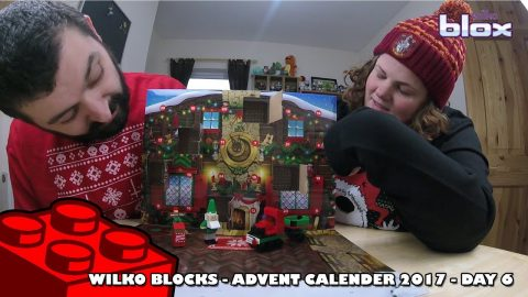Wilko Blox Advent Calendar - Day #6 | Adults Like Toys Too