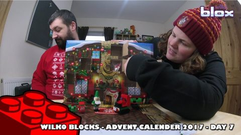 Wilko Blox Advent Calendar - Day #7 | Adults Like Toys Too