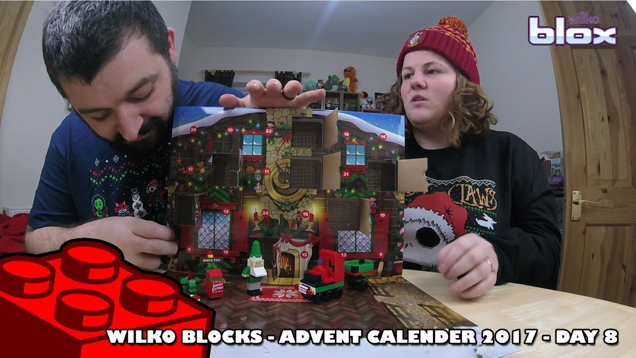 Wilko Blox Advent Calendar - Day #8 | Adults Like Toys Too