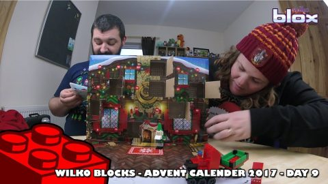 Wilko Blox Advent Calendar - Day #9 | Adults Like Toys Too