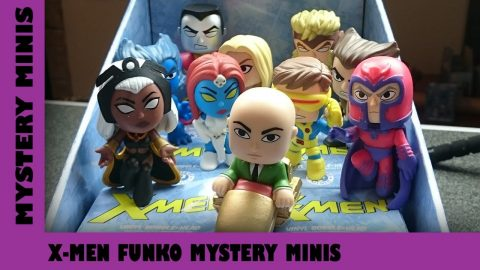X-Men Funko Mystery Mini Unboxing #3 | Adults Like Toys Too