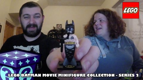 More Lego Batman Movie Minifigure Collection Series 2 |  Adults Like Toys Too