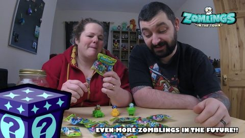 Even More Zomlings in the Future!! | Adults Like Toys Too