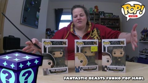 Fantastic Beasts Funko Pop Haul | Adults Like Toys Too