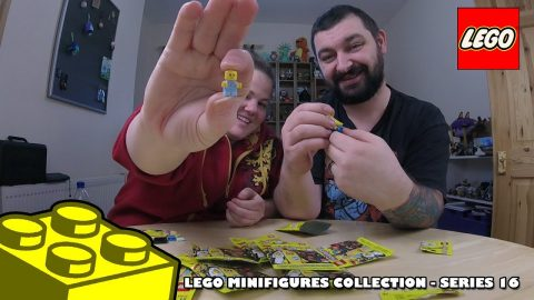 Lego MiniFigures Collection Series 16 Blind Bag Opening | Adults Like Toys Too