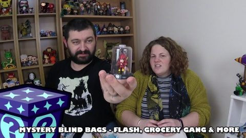 The Flash, The Grossery Gang & More - Mystery Blind Bags #39 | Adults Like Toys Too