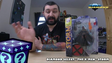 Marvel Selects - Storm - The X-men | Adults Like Toys Too