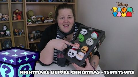 Nightmare Before Christmas - Tsum Tsums | Adults Like Toys Too