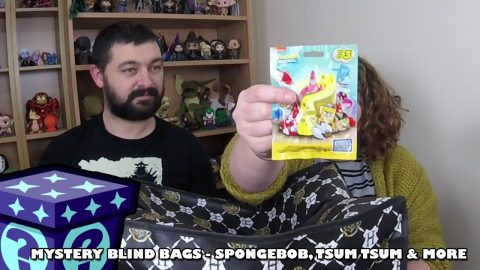 Spongebob Squarepants, Tsum Tsum's & More - Mystery Blind Bags #37 | Adults Like Toys Too