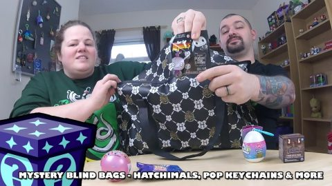 Hatchimals, Funko POP Keyrings & More - Mystery Blind Bags #45 | Adults Like Toys Too