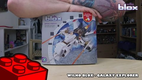 Bootlego: Wilko Blox Galaxy Explorer - Review | Adults Like Toys Too