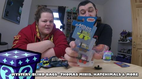 Thomas & Friends Minis, Hatchimals & More - Mystery Blind Bags #43 | Adults Like Toys Too