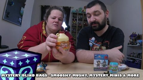 Smooshy Mushy, Thor Ragnarok Mystery Mini's & More - Mystery Blind Bags #42 | Adults Like Toys Too