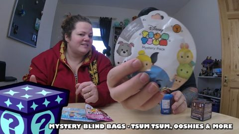Tsum Tsums, Ooshies & More - Mystery Blind Bags #41 | Adults Like Toys Too