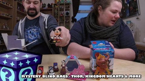 Thor Ragnarok, Kingdom Hearts & More - Mystery Blind Bags #53 | Adults Like Toys Too