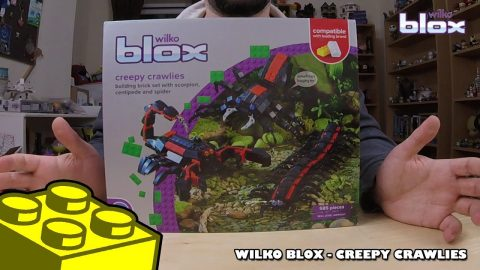 Bootlego: Wilko Blox Creepy Crawlies - Timelapse | Adults Like Toys Too