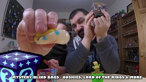 Ooshies, Lord of the Rings & More - Mystery Blind Bags #53 | Adults Like Toys Too