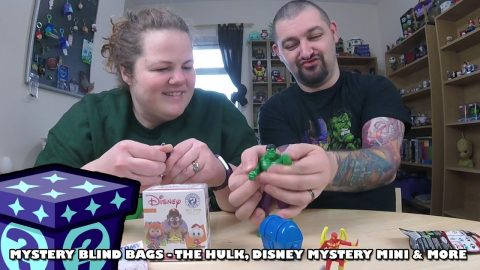 The Hulk, Disney Mystery Minis & More - Mystery Blind Bags #50 | Adults Like Toys Too
