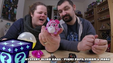 Pikmi Pops, Spider-Man & More - Mystery Blind Bags #54 | Adults Like Toys Too