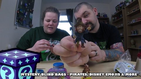 Disney Emojis, Pirates of the Caribbean & More - Mystery Blind Bags #51 | Adults Like Toys Too