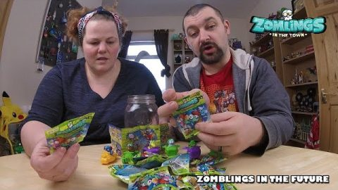 Return of the Zomlings! | Adults Like Toys Too