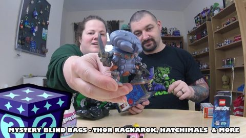 Thor Ragnarok Mystery Mini's, Hatchimals & More - Mystery Blind Bags #48 | Adults Like Toys Too