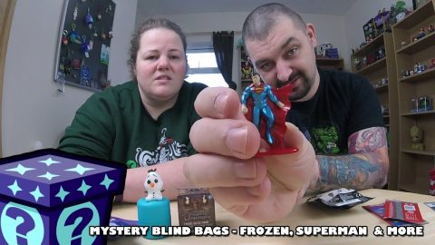 Superman, Frozen & More - Mystery Blind Bags #49 | Adults Like Toys Too