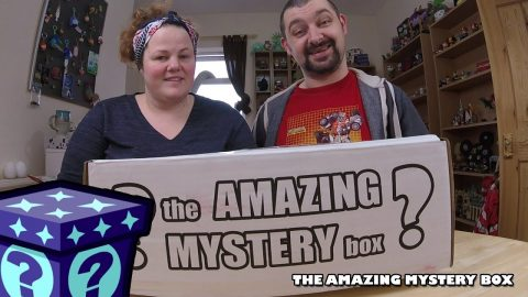 The Amazing Mystery Box - Random Loot Crate | Adults Like Toys Too