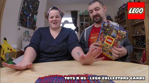Toys R Us - Lego Collectors Card Set | Adults Like Toys Too