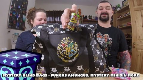 Fungus Amungus, Mystery Minis & More - Mystery Blind Bags #59 | Adults Like Toys Too
