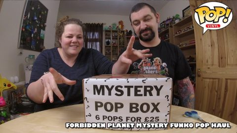 Forbidden Planet - Funko Pop Mystery Box