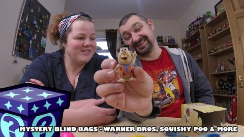 Warner Brothers, Squishy Poo & More - Mystery Blind Bags #56 | Adults Like Toys Too