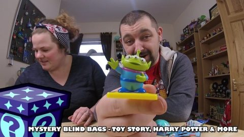 Toy Story, Harry Potter & More - Mystery Blind Bags #55 | Adults Like Toys Too