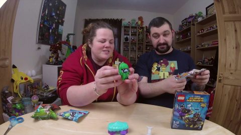 Figural Keyrings, Lego & More - Mystery Blind Bags #64