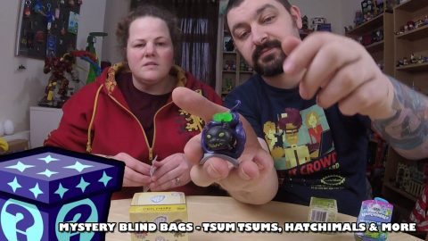 Hatchimals, Tsum Tsums & More - Mystery Blind Bags #63