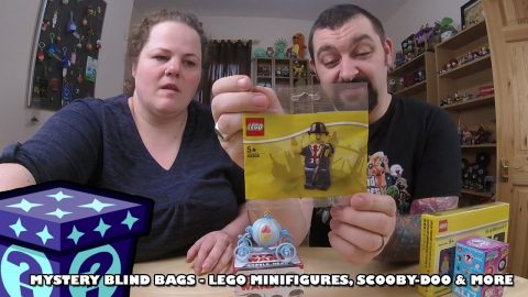 Lego Minifigures, Scooby Doo & More - Mystery Blind Bags #60