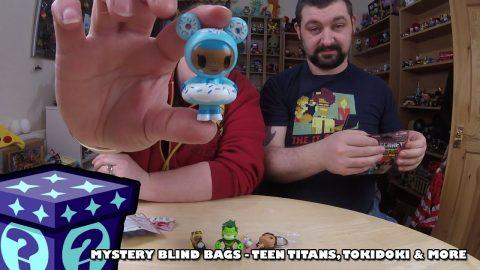 Teen Titans, Toki Doki & More - Mystery Blind Bags #65
