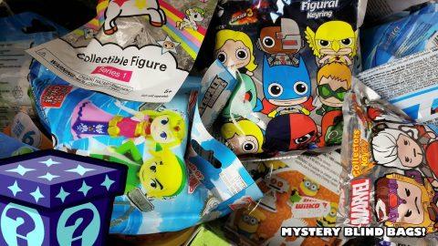 Avengers, Mario Kart & More - Mystery Blind Bags #73