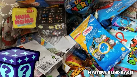 Disney Animators, Funko Mystery Minis & More - Mystery Blind Bags #75