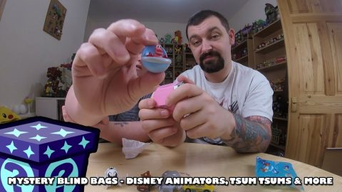 Disney Animators, Tsum Tsums & More - Mystery Blind Bags #67