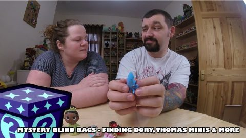 Finding Dory, Thomas Minis  & More - Mystery Blind Bags #69