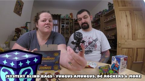 Fungus Amungus, DC Rockers & More - Mystery Blind Bags #70