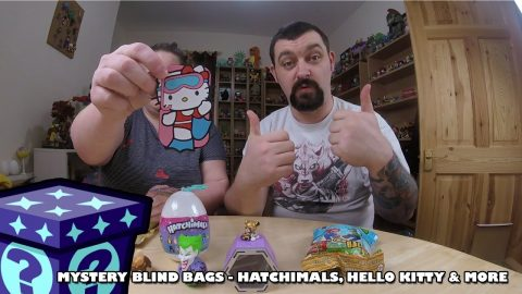 Hatchimals, Hello Kitty & More - Mystery Blind Bags #71