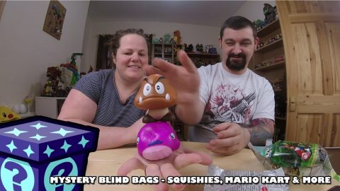 Mario Squishies, Jurassic World & More - Mystery Blind Bags #68