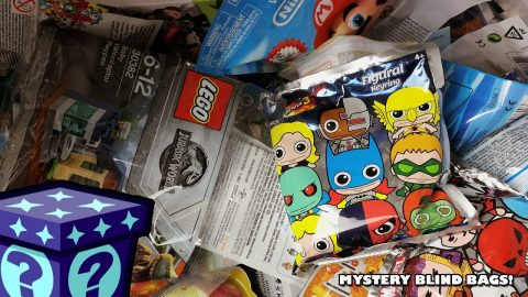 Rick & Morty, Jurassic World & More - Mystery Blind Bags #72